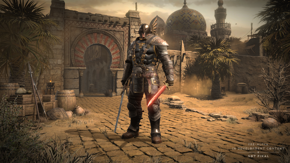 Diablo 2 Resurrected: Original remains, alpha test coming soon & more information