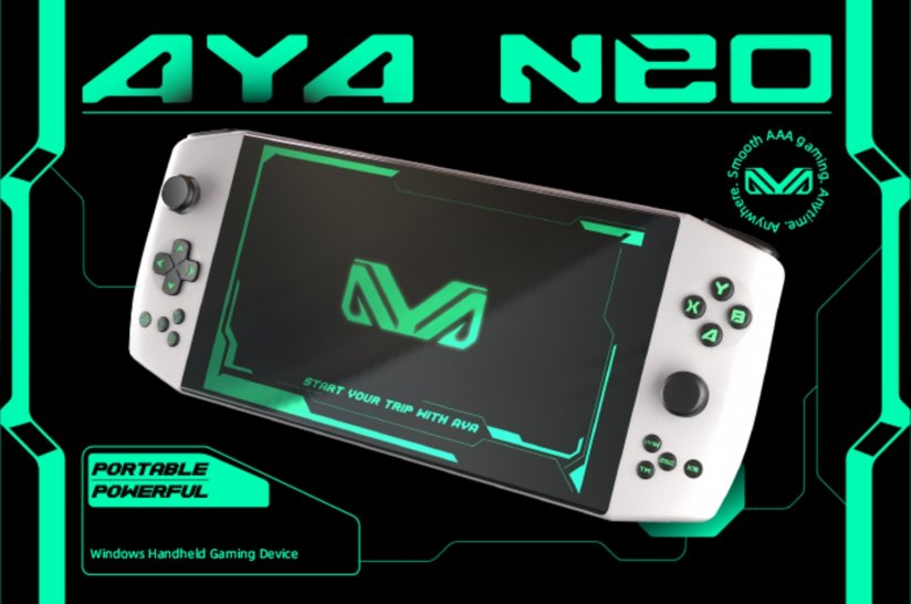 Aya Neo: New console declares war on Nintendo Switch