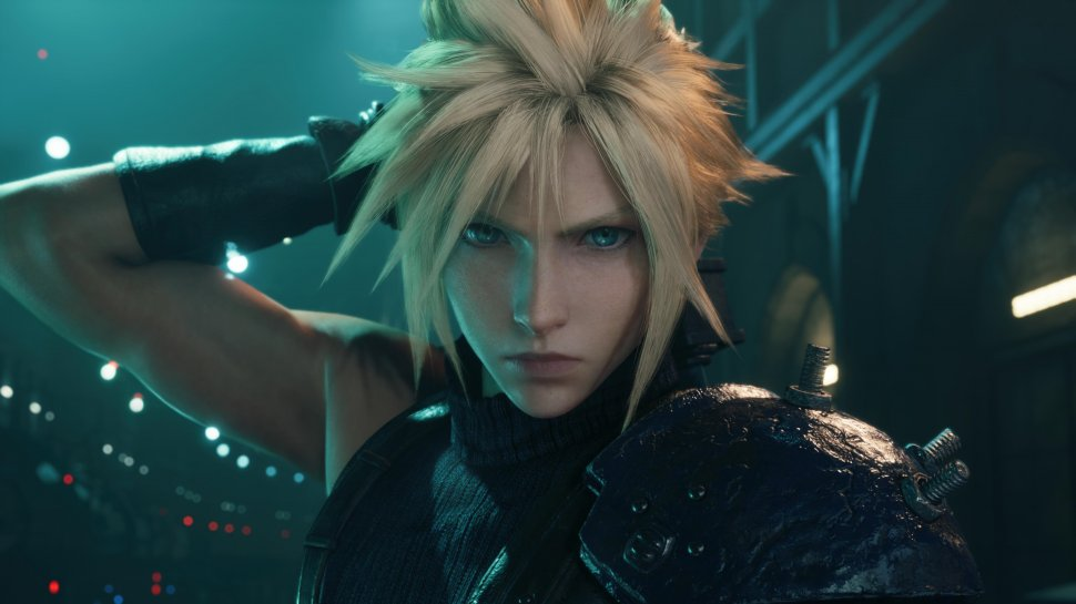 Final Fantasy 7 Remake: Update with PS5 data transfer released