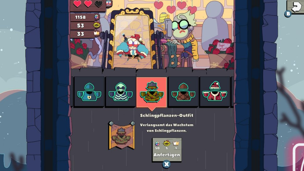 Grindstone in the test: Puzzle highlight for the Switch