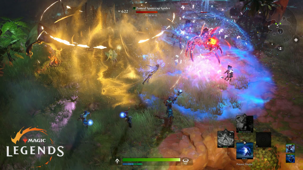 Magic Legends: Servers of the Diablo clone close before the end of the beta