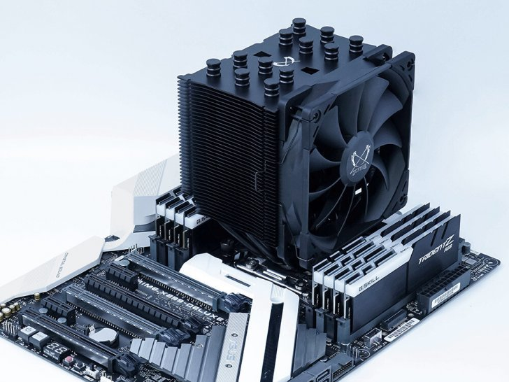 CPU cooler: air and water cooler, tips and market overview