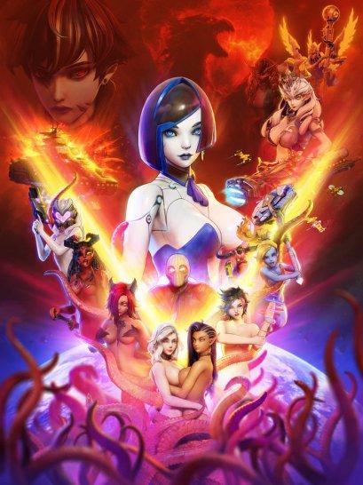 Subverse: Sci-Fi Porn Game Conquers Steam