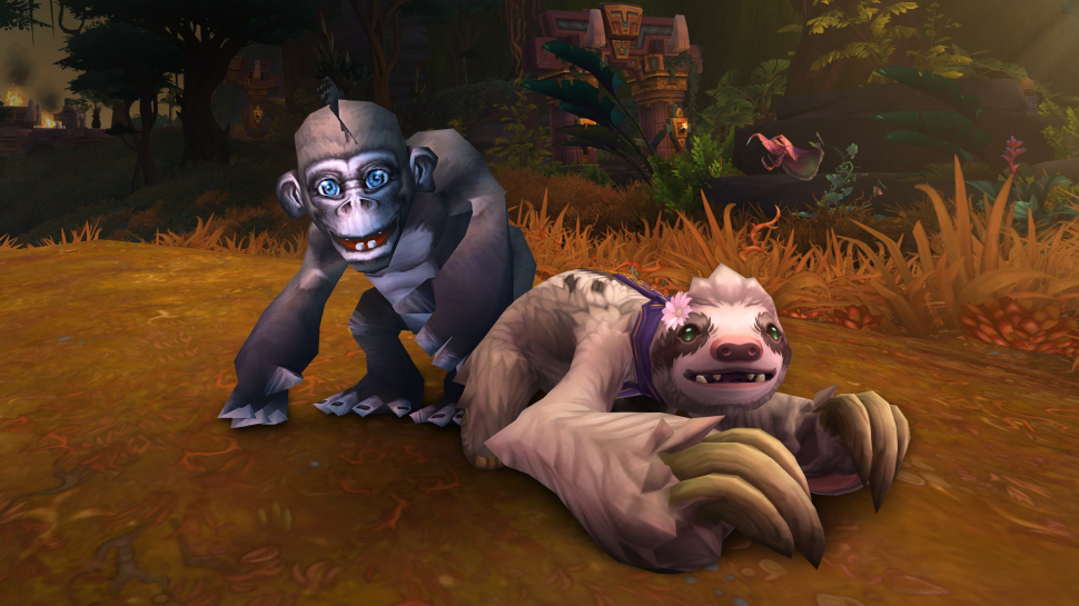 WoW: Free pet now available thanks to a fundraiser