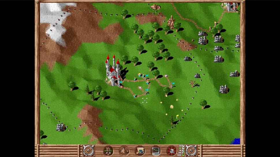The Settlers: The Birth of a Legend - Retro Special
