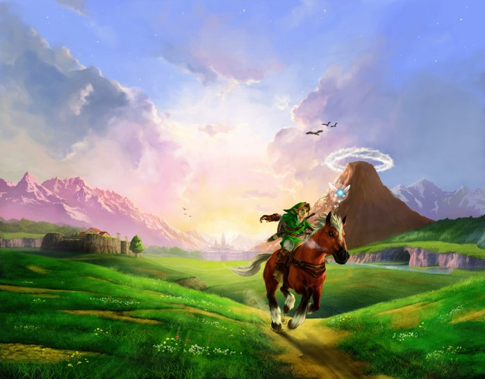 Zelda: Ocarina of Time - this is what a remake for Switch should look like