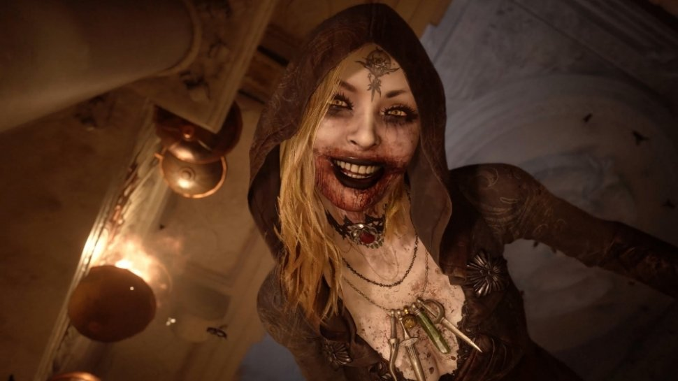 Resident Evil 8 Village: stolen opponent design in the game?
