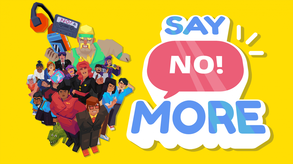 Say no! More in the test: With the force of no! a hero in the workplace