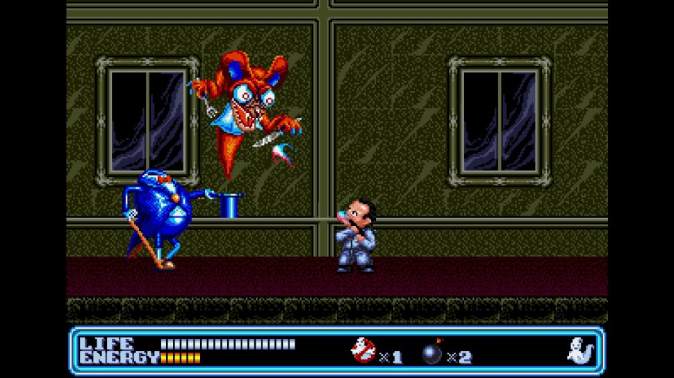 16 days 16 bit: Day 7 - Ghostbusters