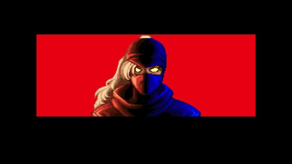 16 days 16 bit: Day 5 - The Ninja Warriors