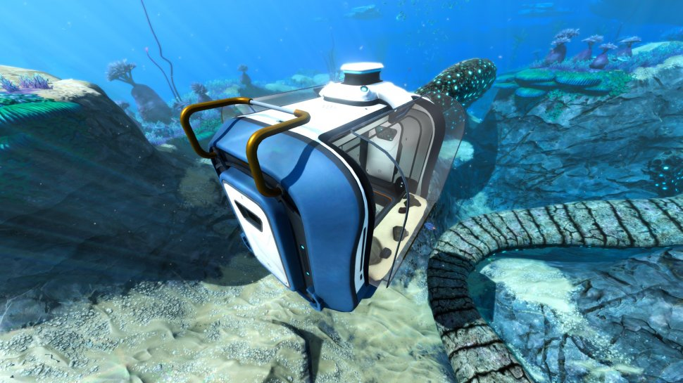 Subnautica Below Zero: Vehicle Guide - where you can find Krebs, Seebahn, Glleiter and Co.