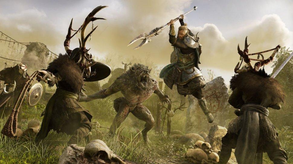 Assassin's Creed Valhalla: Next update brings Wild Hunt event - Leak gives details