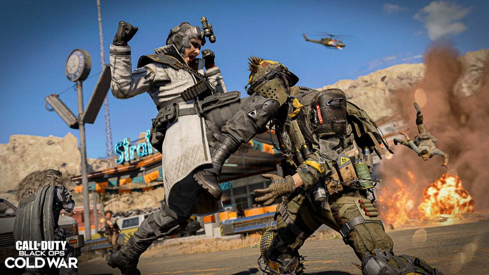 Call of Duty Warzone: First update for Season 5 - Patch adjusts popular weapons