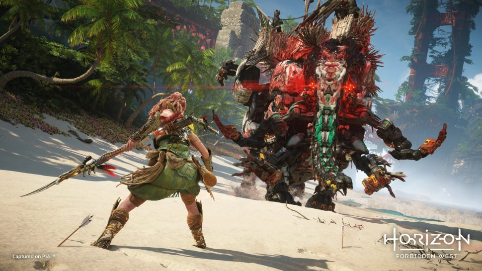 Horizon Forbidden West: Gameplay premiere with the first PS5 scenes in the video, Unreal Engine 5: Games with the new Unreal Engine will look so beautiful and much more. - The most popular videos of the week
