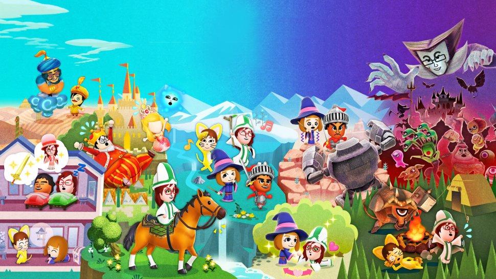 Miitopia preview: Nintendo wacky RPG