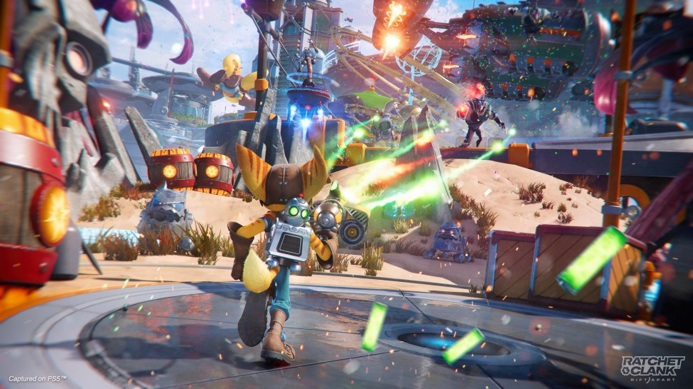 Ratchet & Clank: Rift Apart: PS5 Game Goes Gold