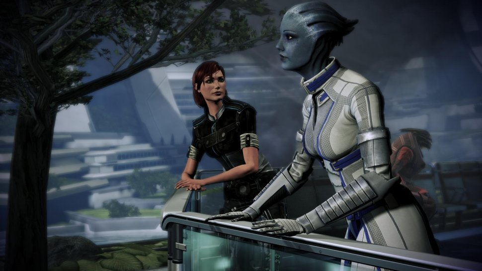 Mass Effect Legendary Edition: FOV mod for the PC version