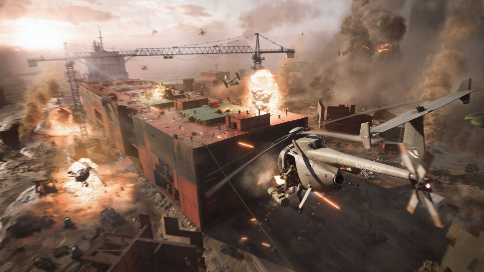 Battlefield 2042: PC version with Nvidia features, list of partners