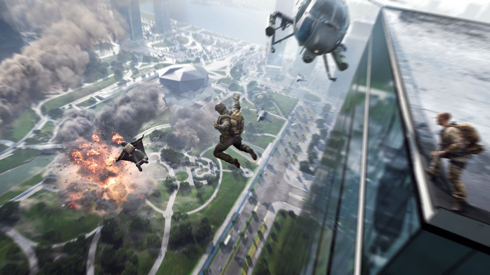 Play Battlefield 2042 before release: Open Beta is coming, technical test coming soon