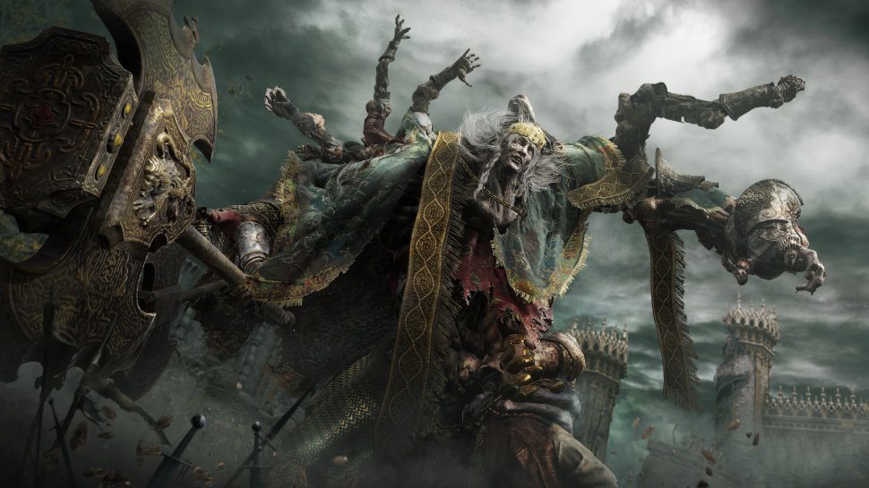 Elden Ring will be easier than previous games, says George R. R. Martin