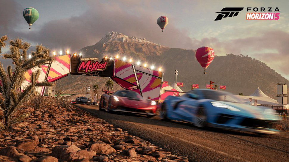 Forza Horizon 5: Opening gameplay and controller revealed