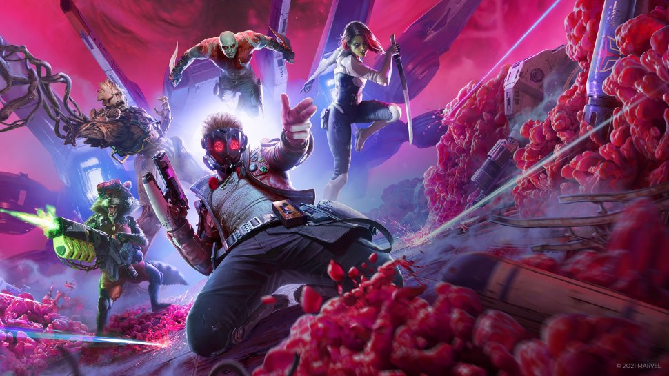 Marvel's Guardians of the Galaxy: This is how the game should stand out from the cinema adventures