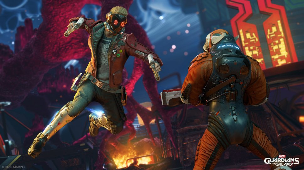 Guardians of the Galaxy: No DLC or microtransactions