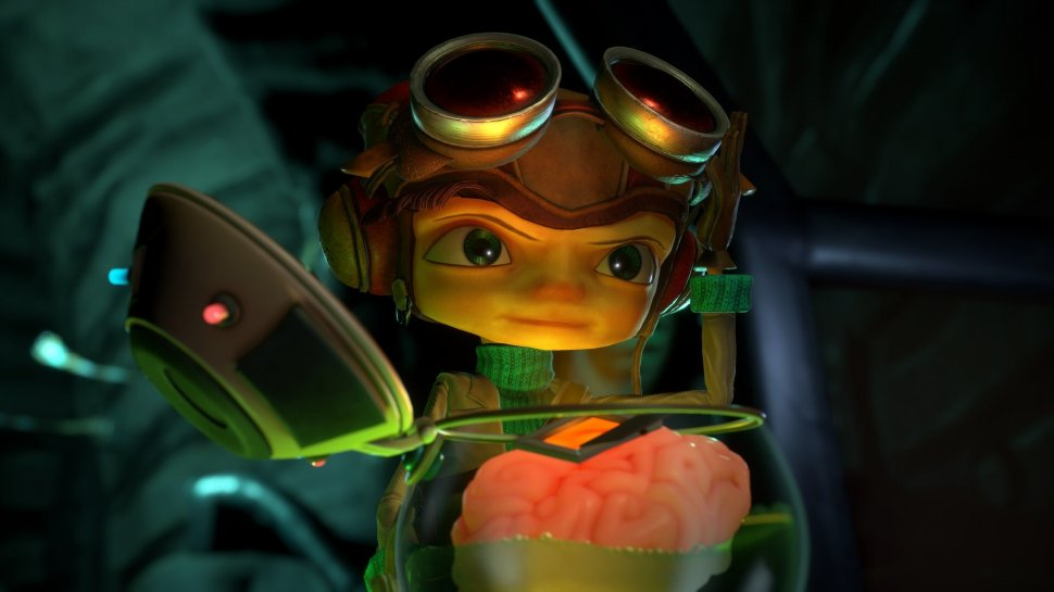 Psychonauts 2: You can become invulnerable at the push of a button