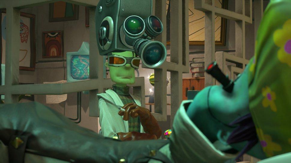 Psychonauts 2: Release in August, new gameplay trailer