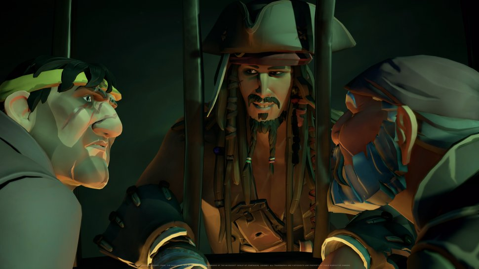 Sea of Thieves: Player record on Steam thanks to the Pirates of the Caribbean