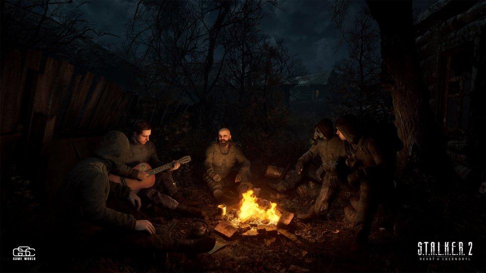 Stalker 2: Return to Chernobyl