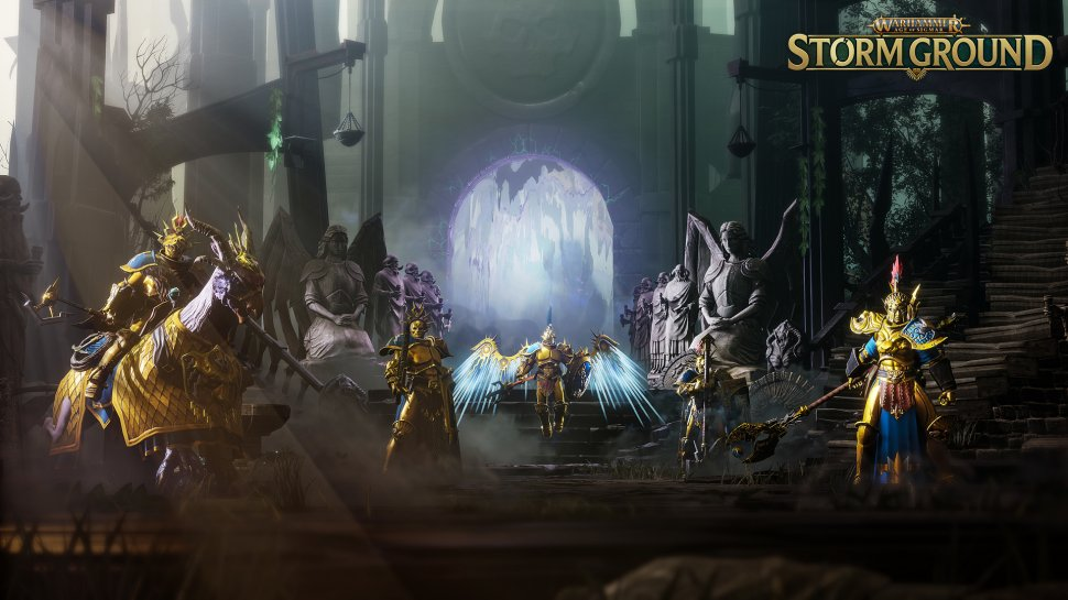 Warhammer Age of Sigmar - Storm Ground in the test: first-class round tactics or a shot in the oven?