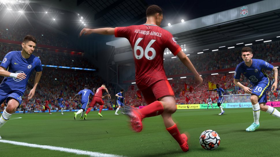 FIFA 22: EA comments on the demo test game canceled again