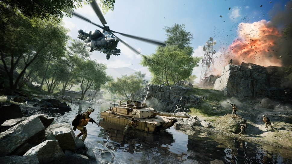 Battlefield 2042: PS5 test canceled, smoother than on PC on Xbox