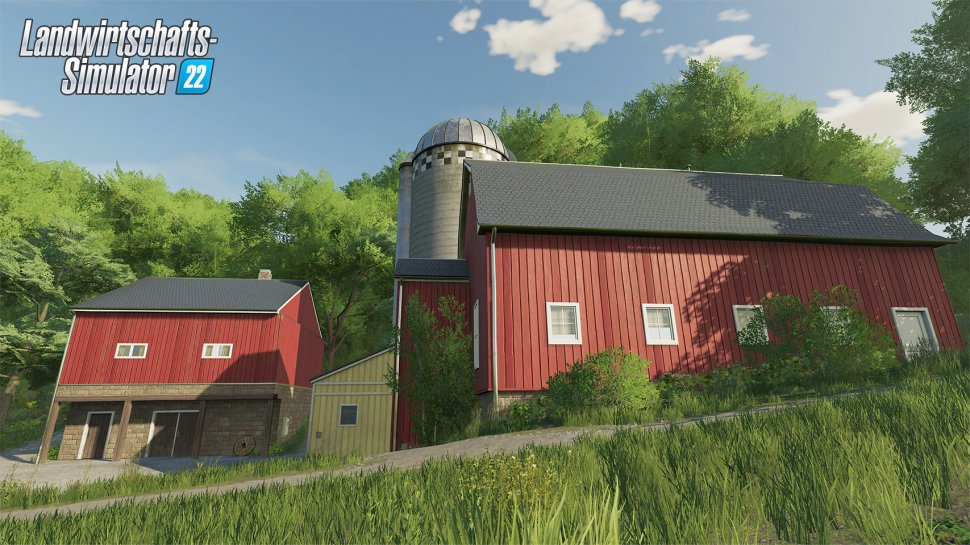 Farming Simulator 22: New details from FarmCon 2021