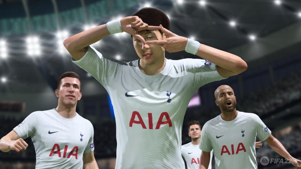 FIFA 22: First tests online - this is how the new football simulation performs