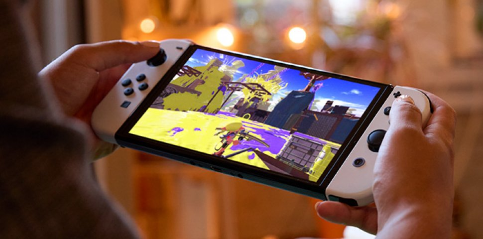 Nintendo Switch OLED: New model confirmed - technical details & first pictures