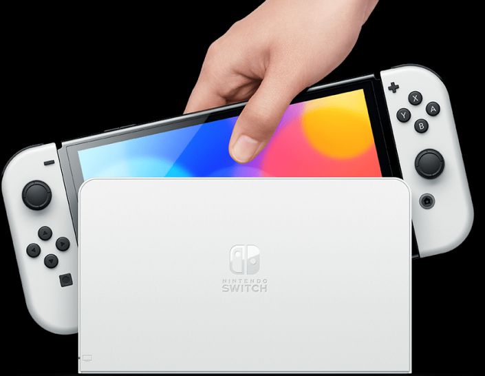 Nintendo Switch OLED: You could have saved yourself that!