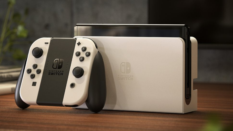 Nintendo Switch OLED: Differences to the standard model - technology specs in comparison
