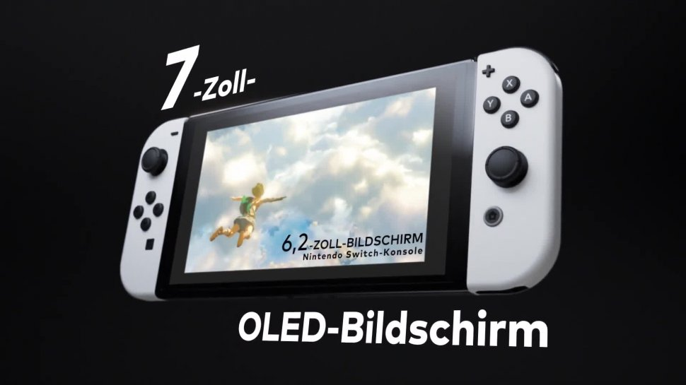 Switch OLED: Trailer for the new console with a better display, Hunters Arena: Trailer for the new Brawler for PS5 & PS4 - in August for PS Plus and much more. - The most popular videos of the week