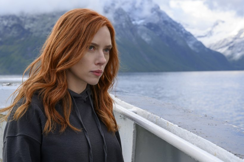 Black Widow: Scarlett Johansson makes another statement about the lawsuit