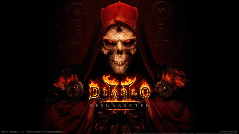 Diablo 2 Resurrected: Activation of the Open Beta - you have to know that at the start