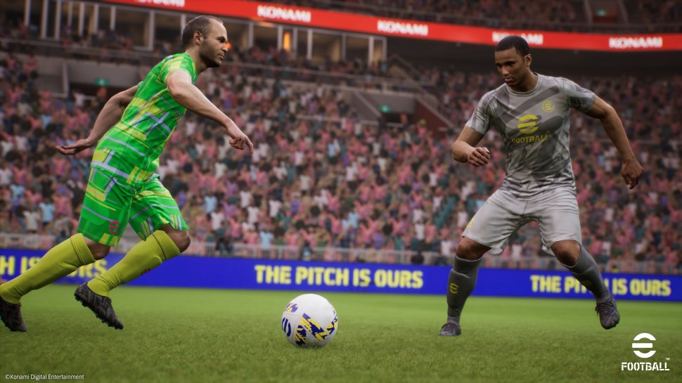 eFootball: Steam players hate the free PES successor, poor ratings