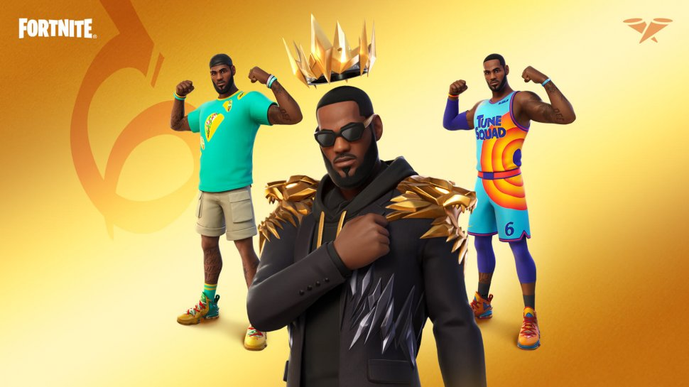 Fortnite: Update 17.20 soon, date for LeBron James skins