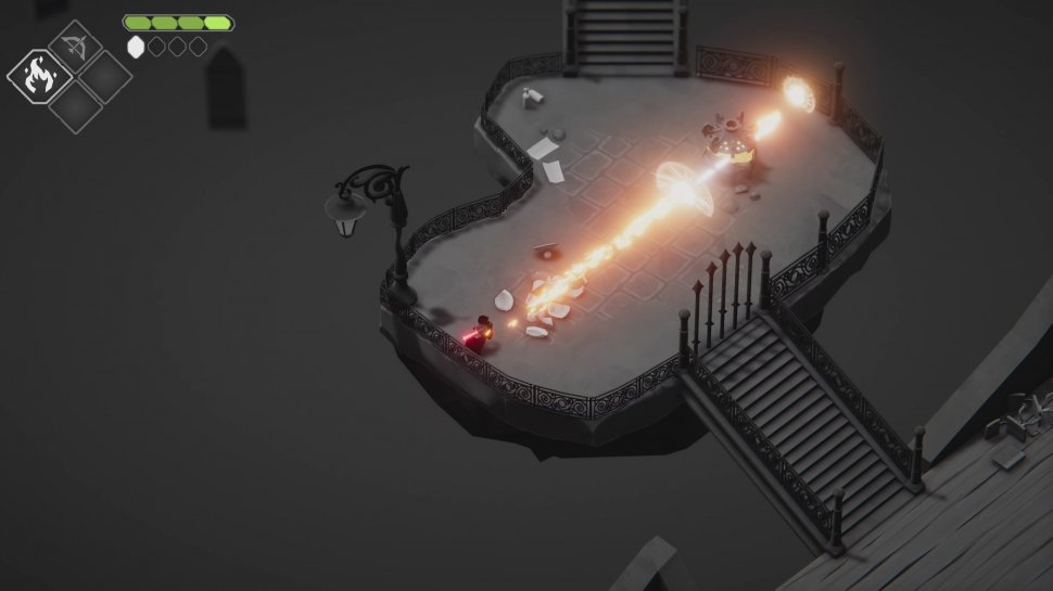 Deaths Door put to the test: challenging indie adventure with a crow