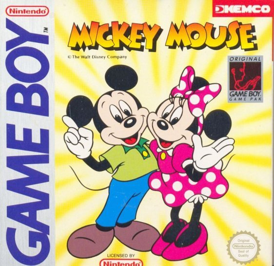 Mickey Mouse on the Game Boy: A Complicated Story