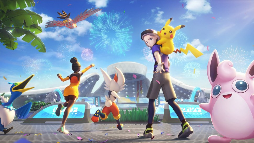 Pokémon Unite: The slightly different MOBA in the test
