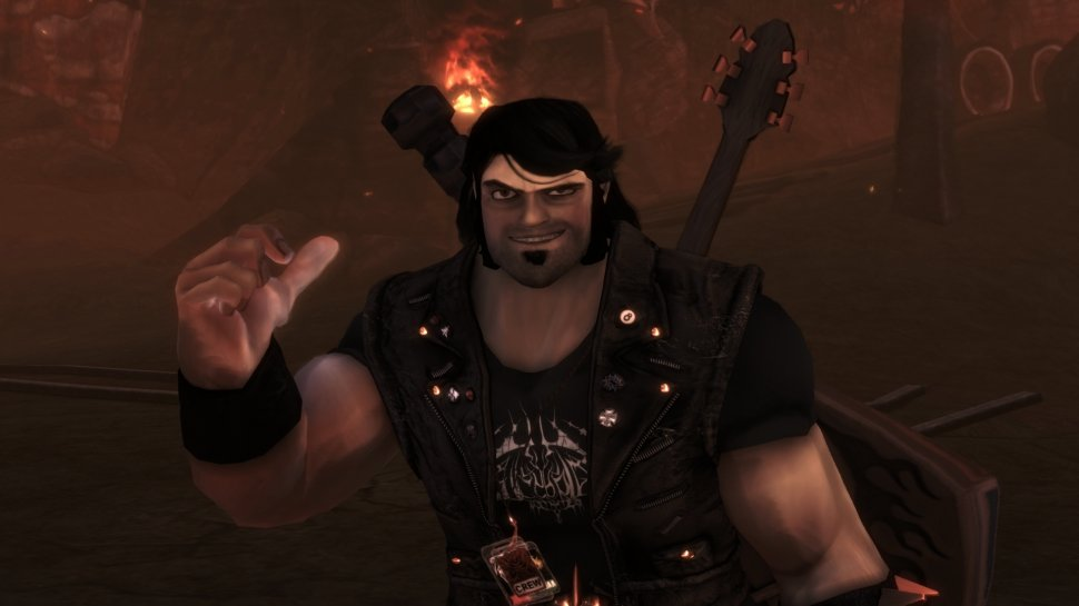 Brütal Legend: The flopped masterpiece was pure metal