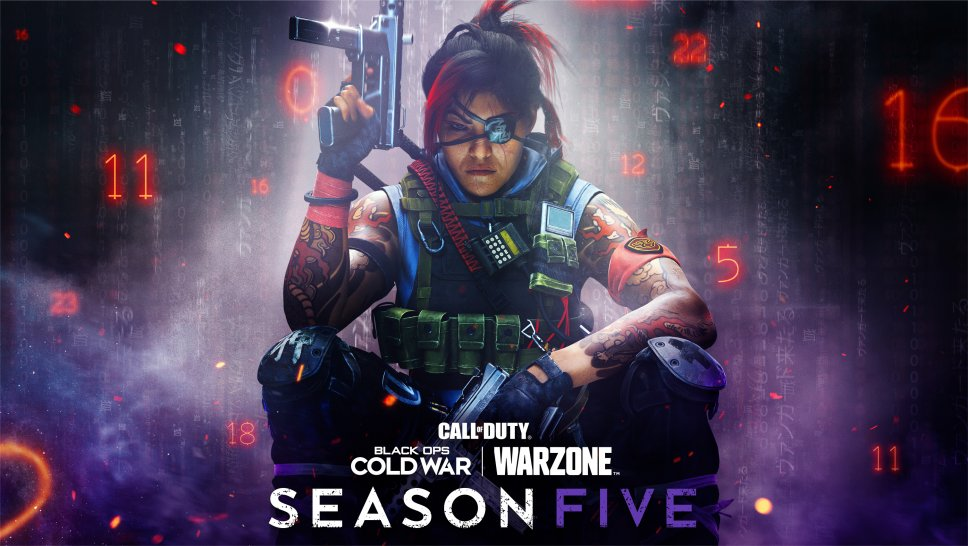 Call of Duty: Black Ops Cold War & Warzone: All information about the start of Season 5