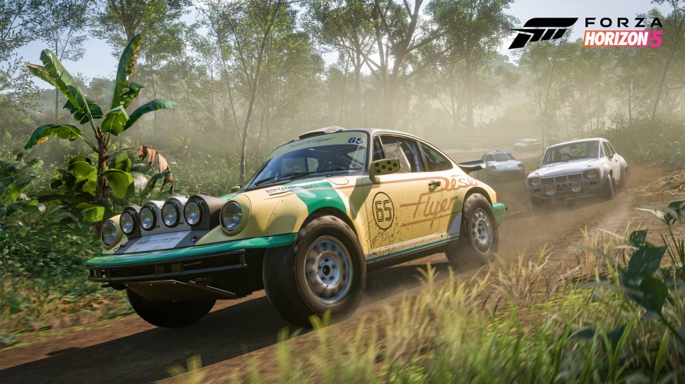 Forza Horizon 5: These are the PC system requirements for the open world racing game